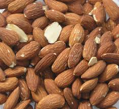 almonds as a lower cholesterol food choice